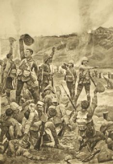 Richard Caton Woodville; Boer War; Africa